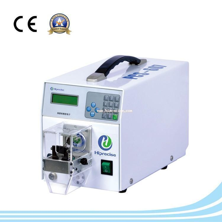 PCS-607 Coaxial stripping and cutting machine